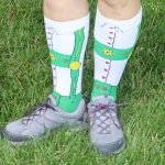 Bean knee socks